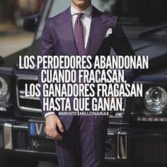 leydeatraccion  dinero  negocios  pymes   empresa  felicidad Quotes En Espanol, Millionaire Quotes, The Ugly Truth, Motivation Goals, Enjoy Your Life, Success, Positive Mind, Steve Jobs, Great Quotes