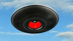 Large preview of 3D Model of  Flying Saucer