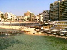 Stanley bay in Alexndria