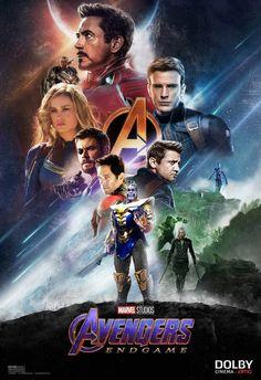 AvengersendgameposterBYME by on DeviantArt Marvel Dc, Marvel Comic Universe, Comics Universe, Marvel Heroes, Marvel Cinematic Universe, Avengers Quotes, Avengers Imagines, Infinity War, Marvel Infinity
