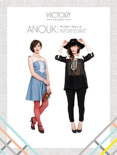 Anouk from victory patterns