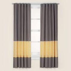 d co chambre b b 33 rideaux pour les filles et les. Black Bedroom Furniture Sets. Home Design Ideas