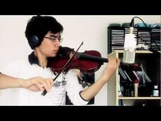 For when I walk down the aisle? I Can't Help Falling in Love (Violin Cover) - YouTube