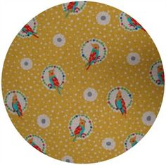 Echino Fall 2011, Cockatiel Yellow