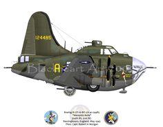 Aviation caricature