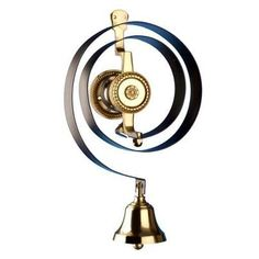 Ask not for whom the bell tolls...    Sorry, we could't resist. We're very excited about the new line of door bells we're adding to our web store. The line includes this incredibly cool, very authentic, Mechanical Butler's Bell. If you've caught the fantastic Downton Abbey, you've seen this bell in action. Now, you may not have servants to call, but answering this bell at your front door is much cooler than responding to a ding-dong.