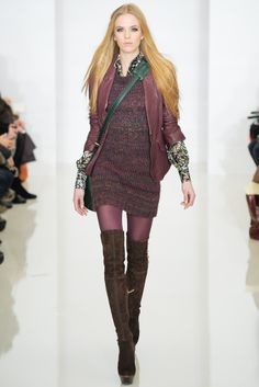 look 14  Fall 2012 Ready-to-Wear  Rachel Zoe