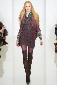 look 14  Fall 2012 Ready-to-Wear  Rachel Zoe