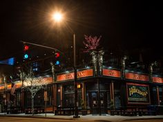 Owner Niall Hanley established Hibernian Irish Pub