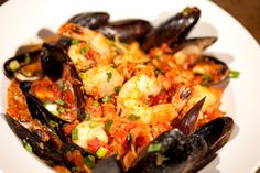 Dutch mussel recipes