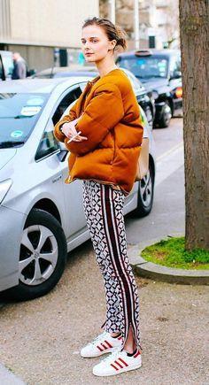 cool Street Style: London Fashion Week Fall 2015