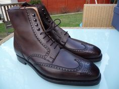 George Cleverley - BRYAN Derby Boots