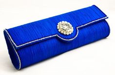 Blue Clutch for your Wedding