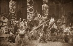 Edward S. Curtis spent more than 20 years documenting over 80 tribes across North America.