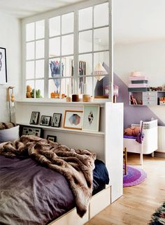 One room four dreamy functions | Daily Dream Decor