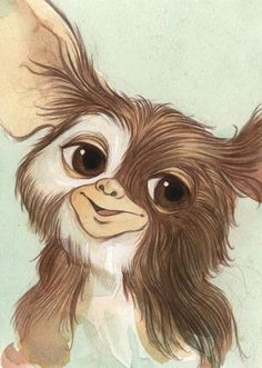 Gizmo - Gremlins - Cory Godbey ~ I suddenly feel the need to start humming two octaves up!