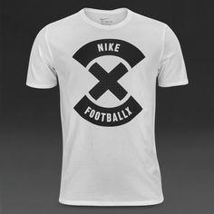 T Shirt Nike Football X - Blanc