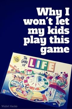 Life is full of invisible scripts and it's no more evident than in Milton Bradley's The Game of Life. || Wallet Hacks
