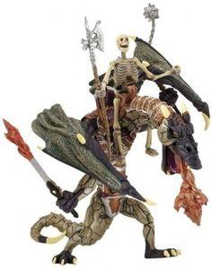 Papo 38989 Dragon Warrior Fantasy Model Toy