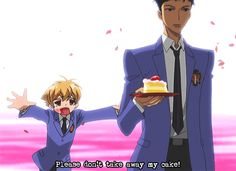 honey senpai << its actually spelt hunni -_- School Clubs, High School Host Club, I Love Anime, Awesome Anime, Colégio Ouran Host Club, Daehyun, Bokura Ga Ita, Tsurezure Children, Vocaloid