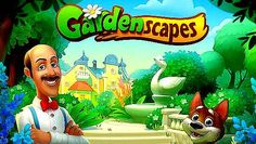Gardenscapes Hack - Online cheat for generating unlimited coins & stars Latest Games, Cheer You Up, Hack Online, Dream Garden, Game Character, Funny Dogs, Cute Puppies, Ios, Android