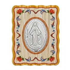 Great place to keep your tiniest things, Miraculous Medal Sterling Silver Keepsake Box imported from Italy, $18.95. #CatholicCompany