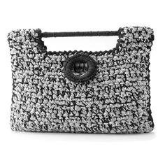 ITA TESSOI Pochette - crochet bag #madeinitaly