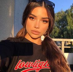 grafika gorgeous girls, girly inspo, and Beautiful Girls Skin Makeup, Beauty Makeup, Hair Beauty, Rock Makeup, Aesthetic Makeup, Aesthetic Girl, Aesthetic Grunge, Cute Makeup, Makeup Looks