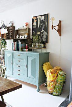 Hattaralandia Cool Rooms, Home Fashion, Vintage Decor, Repurposed, Sweet Home, New Homes, Indoor, House Design, Interiors