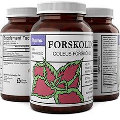 Pure And Potent Forskolin For Weight Loss - Diet Pills For Men And Women - Enhance Your Workout And Fitness Training - Build Lean Muscle And Burn Belly Fat - Natural Forskolin Extract Capsules -- Check this awesome product by going to the link at the image.