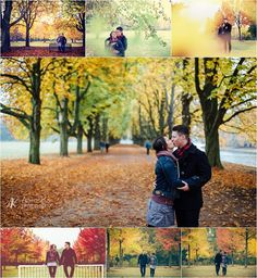 Fall Shooting Ideas- This Portrait Shooting with this nice couple is shooted in Fall. I love this colours Paarshooting im Herbst mit Feliza & Jan | Köln Sülz. Paarfotos.