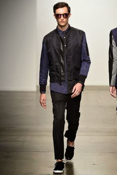 Ovadia & Sons Spring 2015