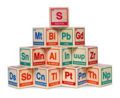 Would it be overkill if I forced my kids to play with element blocks?