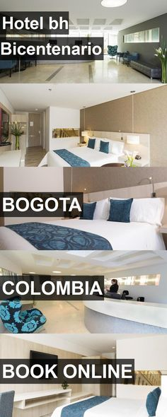 Hotel bh Bicentenario in Bogota, Colombia. For more information, photos, reviews and best prices please follow the link. #Colombia #Bogota #travel #vacation #hotel