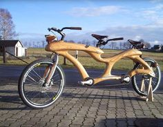 20 Beautiful and Strange Bicycle Designs | Mental Floss