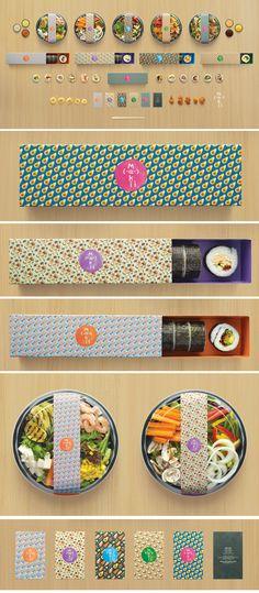 Makisan Sushi. Craft Packaging, Food Packaging, Packaging Design, Branding Design, Food Branding, Restaurant Branding, Logo Food, Sushi Logo, Sushi Menu
