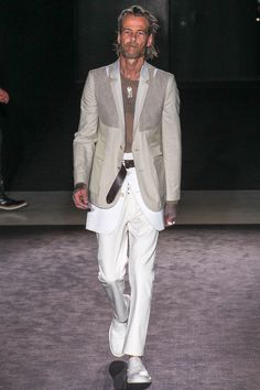 Paris Fashion Week (Menswear): Maison Martin Margiela - Spring 2014