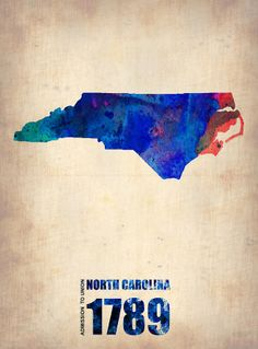 North Carolina 1789