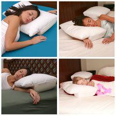 Neck Support Pillow, Support Pillows, Foam Pillows, Large Pillows, Best Pillow, Perfect Pillow, Therapeutic Pillows, Bed Risers, Contour Pillow