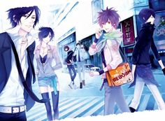 Tags: Anime, Katekyo Hitman REBORN!, Lambo, Chrome Dokuro, Sawada Tsunayoshi