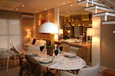 Móveis Planejados - Salas de Jantar