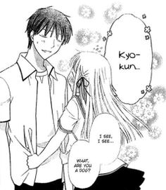 kyo x tohru | Anime ONE Bucket: Fruits Basket