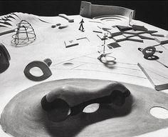 isamu naguchi 1952 bts Design d'Espace Toulon / lycée la Tourrache Toulon: Playground / appropriation sculpturale de l'espace