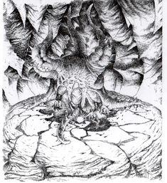 Shub-Niggurath by Reienkyo22