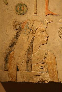 Isis Wall painting | Flickr: Intercambio de fotos