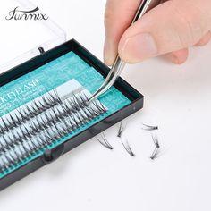 2017 Popular natural fishtail  type Fashion dovetail fly eyelash soft mink eyelash extension tool fake eye lash #Affiliate
