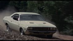 1970 Dodge Challenger R/T - Vanishing Point Picture Icon, Vanishing Point, Dodge Challenger, Yahoo Images, Screen Shot, Image Search, Automobile, Icons, Silver