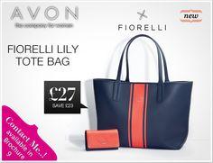 Fiorelli Lilly Tote Bag in C09 www.tinyurl.com/AvonByKat