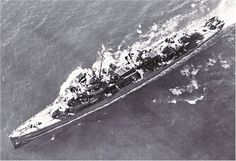 """USS PRINGLE"" (DD 477) Was a (376.6') Fletcher Class Destroyer - Commissioned: 15 September 1942 - Crew: 336 Officers and Enlisted - Armament: 5 x 5 Inch (127mm) Guns (Singles Mounts) 10 x 40mm AA Guns, 7 x 20mm AA Guns, 10 x 21 Inch (533mm) Torpedo Tubes, 6 x Depth Charge Projectors and 2 x Depth Charge Tracks – Sunk By a Japanese Kamikaze off Okinawa, 16 April 1945 – With the Loss of 78 Crew."
