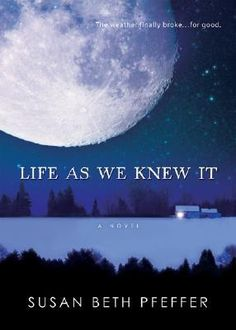 how would you survive if life as you knew it ended? this is a thought provoking read for teens and adults.